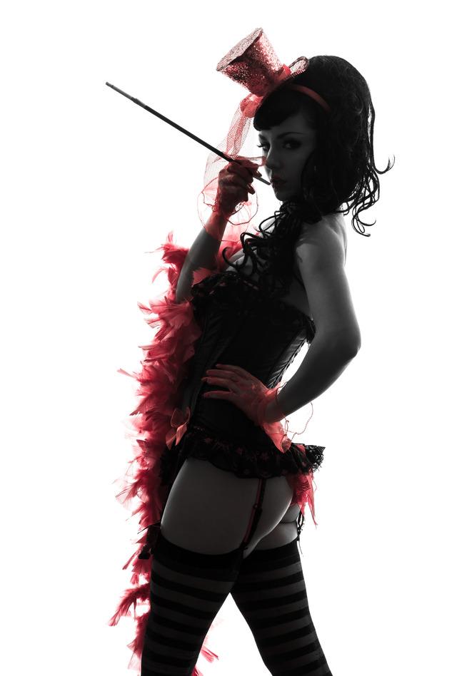 Agentur für Burlesque - www.showdream.de