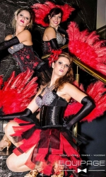 moulin-rouge pin up showgirls - www.showdream.de