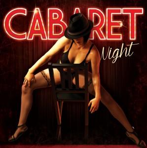 Burlesque Show Programme