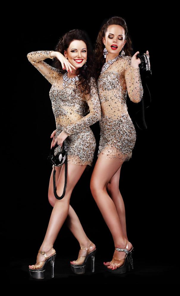 Sexy Burlesque Gogos